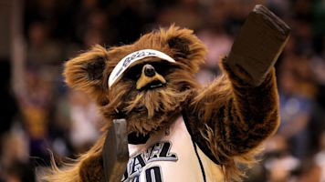 Man behind Jazz Bear fired over rift with team