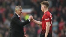 Manchester United squad fully behind 'fantastic' Solskjaer, insists McTominay, amid Fernandes reports