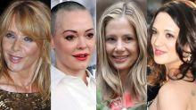 Las víctimas de Harvey Weinstein dolidas y enfadadas porque no fueron invitadas a sumarse a la causa de Time's Up