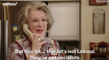 Actress Maureen Lipman revives iconic advert to attack Jeremy Corbyn