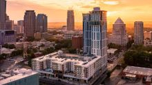 Charlotte's newest residential tower is complete, with hundreds of ready-to-lease units