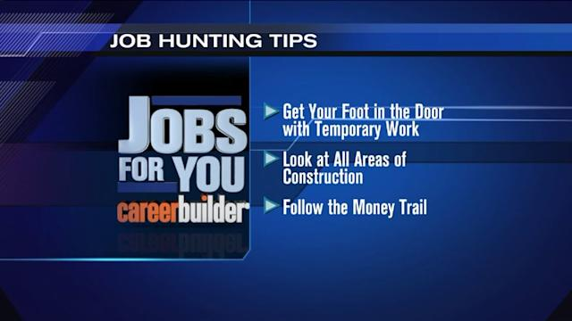 Housing Recovery Helping Job Outlook, Tips for Summer Work