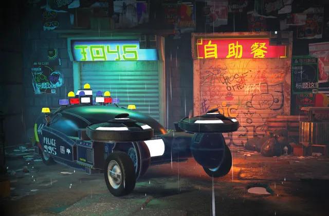 'Blade Runner: Revelations' is built for Lenovo's new VR headset