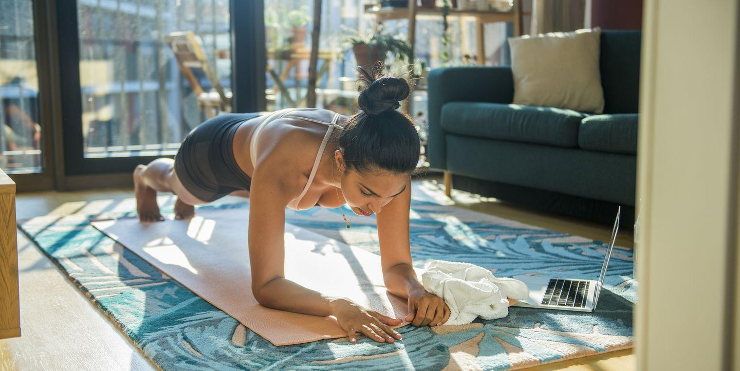 These 6 core-strengthening exercises help ease lower back pain