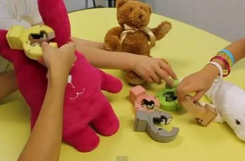 Pinoky makes it easier to pretend like your stuffed animals are real friends (video)