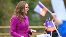 Kate Middleton y el Oscar de la Renta 'reciclado' de 2017