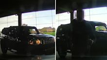 Hummer driver's car park 'road rage attack' divides opinion