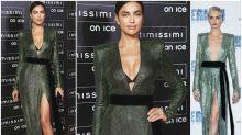¿Irina Shayk quiere parecerse a Cara Delevingne?