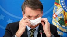 巴西冠狀病毒疫情新增1071死 累計確診突破183萬例