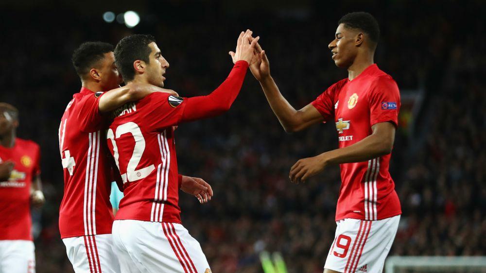 Manchester United-Anderlecht (2-1), Rashford et les Red Devils en demi-finale