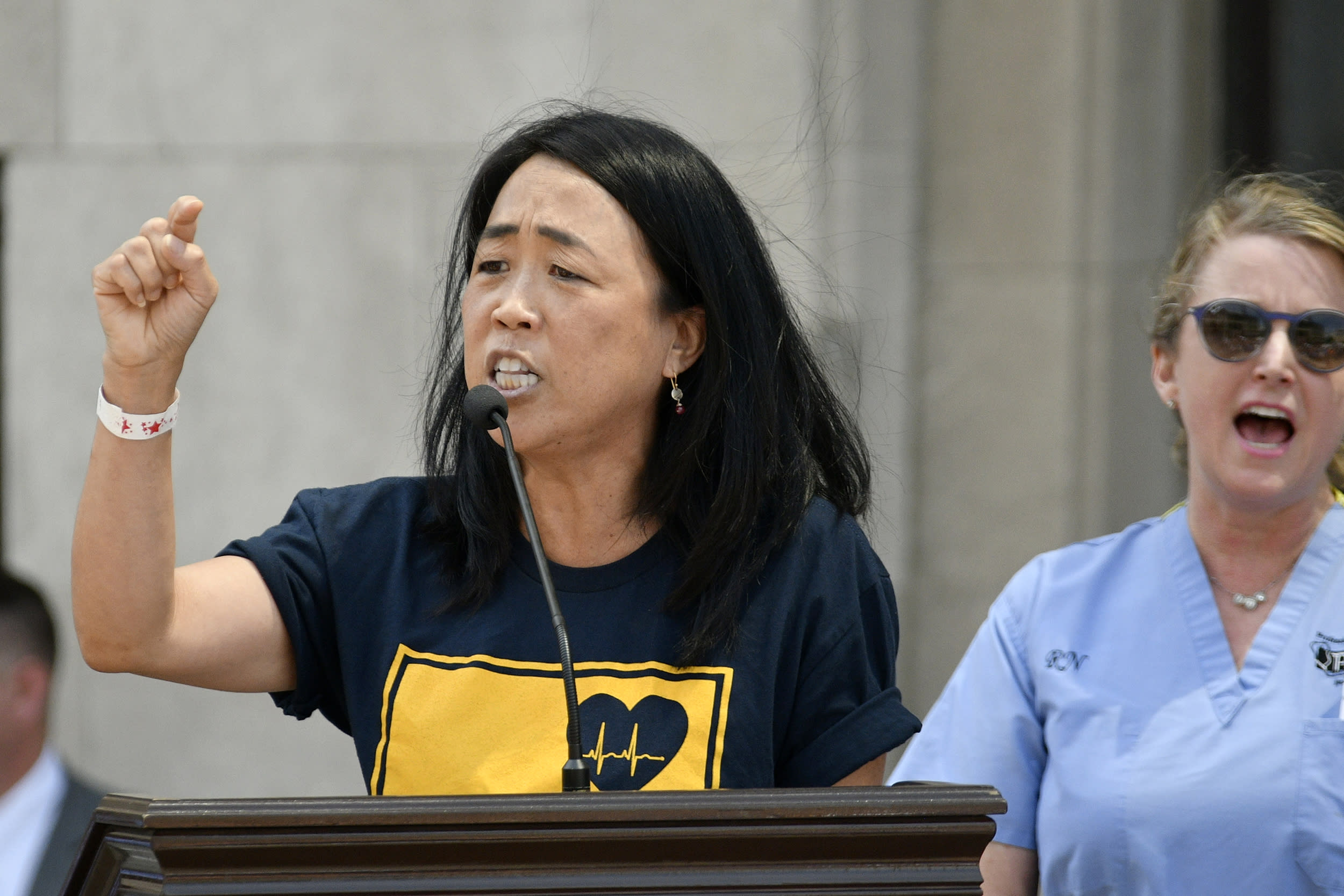 A growing Asian American electorate could help swing Pennsylvania back to blue