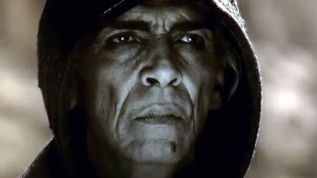 Does Satan from 'The Bible' resemble President Obama?