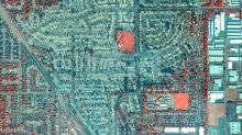 Horror Of California Wildfires Captured In Satellite And Aerial Photos