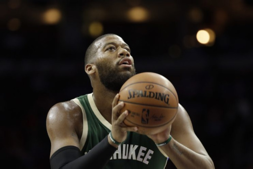 Greg Monroe signed a three-year, $50 million contract with Milwaukee in 2015. (AP)