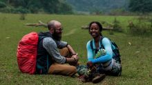 This couple sold all their belongings and have been traveling the world in a van for 2 years