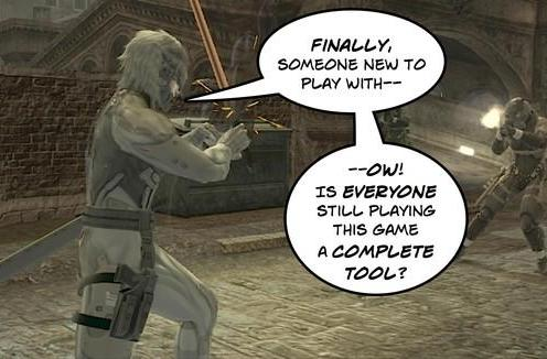 Metal Gear Online makes a SCENE (expansion) March 17