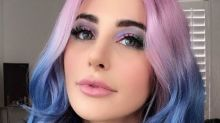 Nargis Fakris Creates A Make-up Look Inspired By Her Wig During Quarantine And We're Impressed!