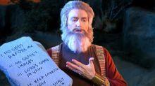 Colbert Mocks Trump's Evangelical Fans By Giving The Ten Commandments An Update