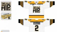 OHL's Kingston Frontenacs to wear The Tragically Hip-themed jerseys