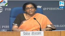 Every Coronavirus front-line medical worker to get worth Rs 50 lakh insurance cover: FM Sitharaman
