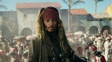 """Pirates of the Caribbean: Salazars Rache"": Die große Johnny-Depp-Show"