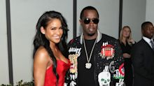 Diddy and Cassie back together one day after his ex Kim Porter's sudden death