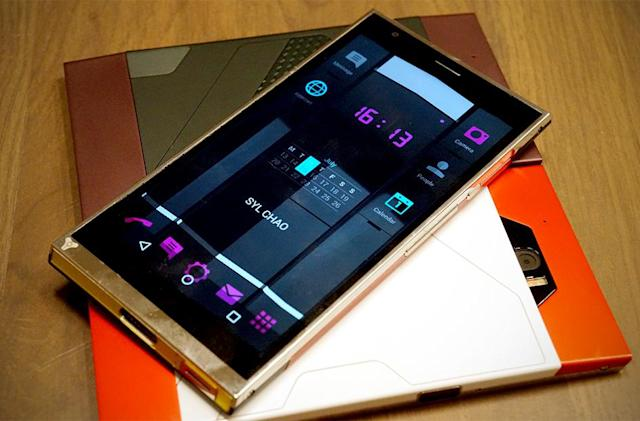 Touring the Turing, a wonderfully weird encrypted smartphone