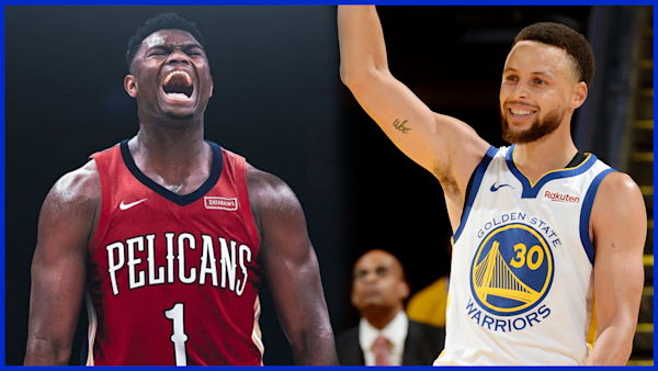 NBA lottery: How Zion Williamson reacted to Pelicans getting