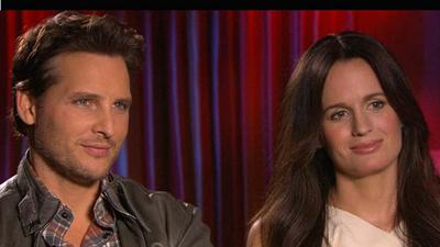 Peter Facinelli Discusses 'Breaking Dawn - Part 2's' Epic Battle Scene