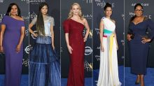 "La alfombra roja de ""A Wrinkle in Time"""