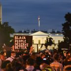 'Maybe He's Helping the Cause.' D.C. Protesters Say Donald Trump Has Galvanized Their Movement