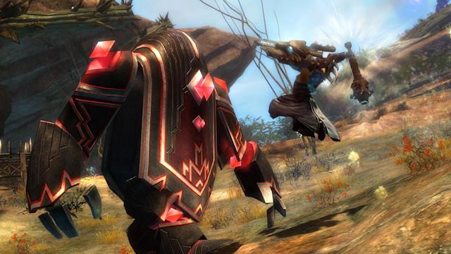 Guild Wars 2's Gates of Maguuma open July 1st