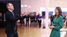Duke of Cambridge shows off juggling skills in Galway on final day of royal tour