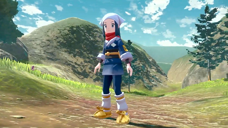 'Pokémon Legends Arceus'