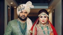 First Pics From Kapil Sharma-Ginni Chatrath's Wedding Are Here!