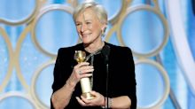 Glenn Close delivers powerful Golden Globes speech to women: 'We have to find personal fulfillment'