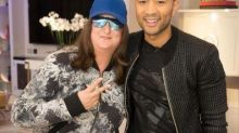 X Factor: John Legend Is NOT A Fan Of Honey G