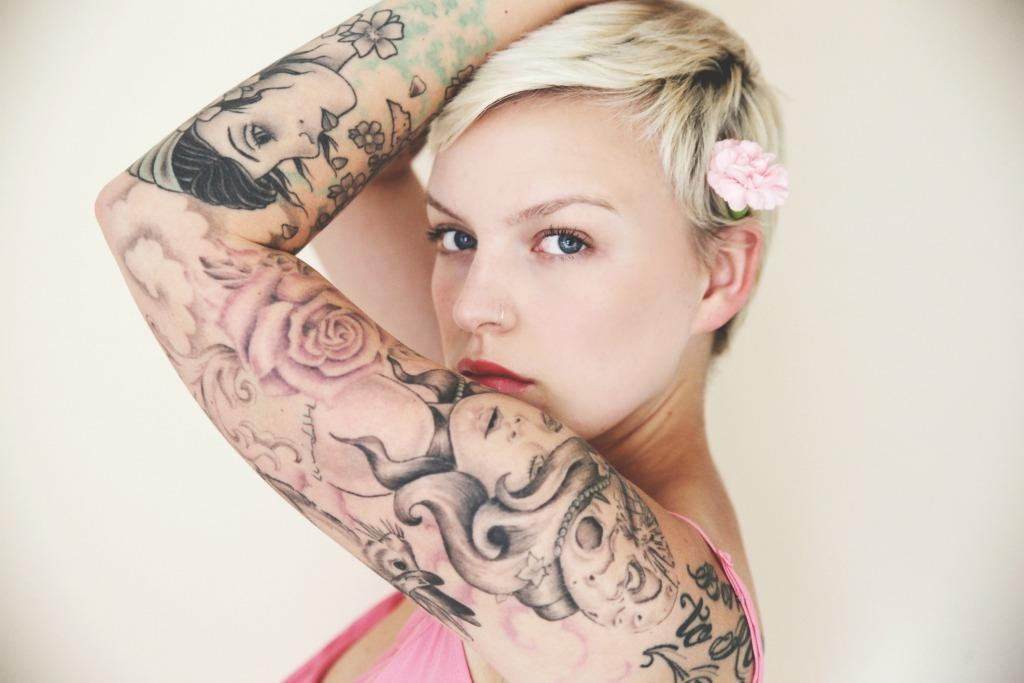 Study suggests some tattoo inks could be toxic for Red tattoo ink problems