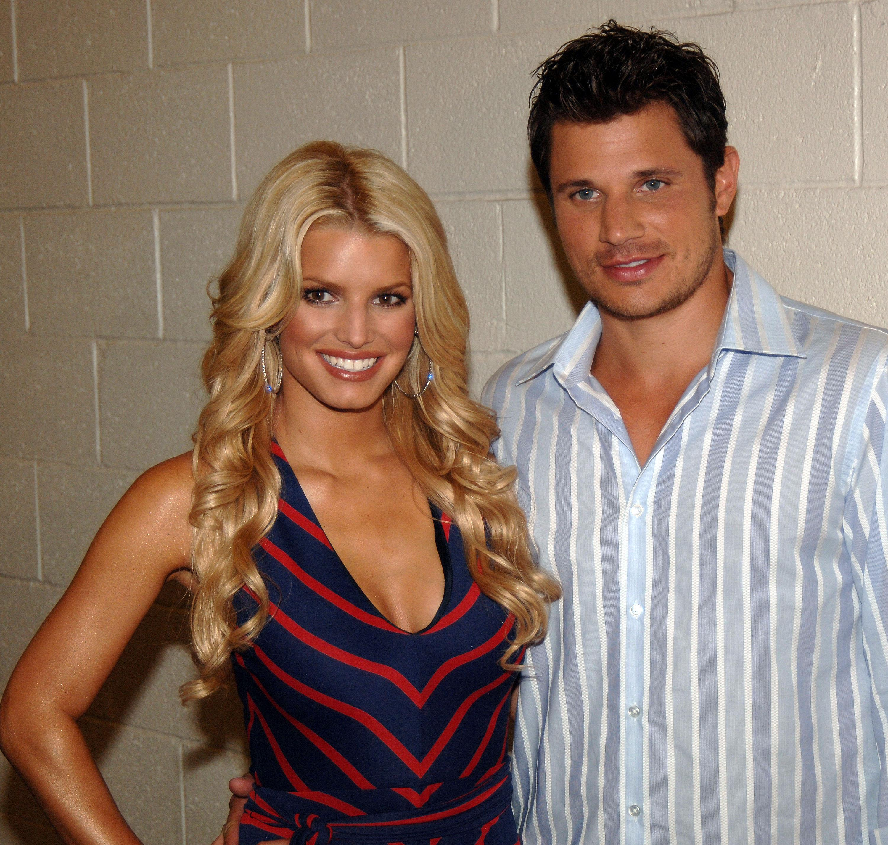 Who has jessica simpson dated
