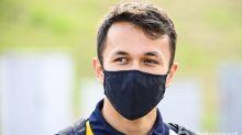 Albon avoids media speculation on his Red Bull F1 future