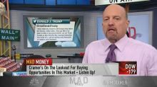 Cramer: If you want bigger gains, buy stocks that are sel...