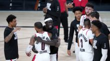 Trail Blazers' season came down to one shot and, lucky for them, it missed