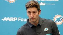 Former Dolphins quarterback Jay Cutler latest athlete to endorse presidential candidate