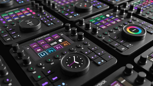 Loupedeck's premium editing console is for video and photo pros