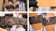 Millions in fake Gucci, Louis Vuitton found in 'office supplies' boxes at LAX, feds say