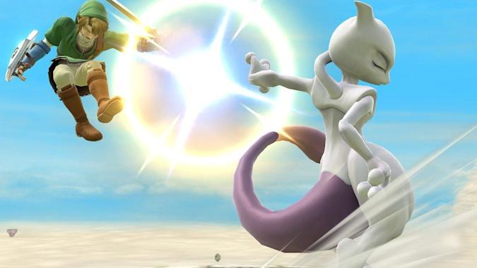 JXE Streams: Me, you and Mewtwo in 'Super Smash Bros. for Wii U'