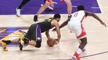 Lakers thank fans, reward them: Five takeaways vs. Rockets