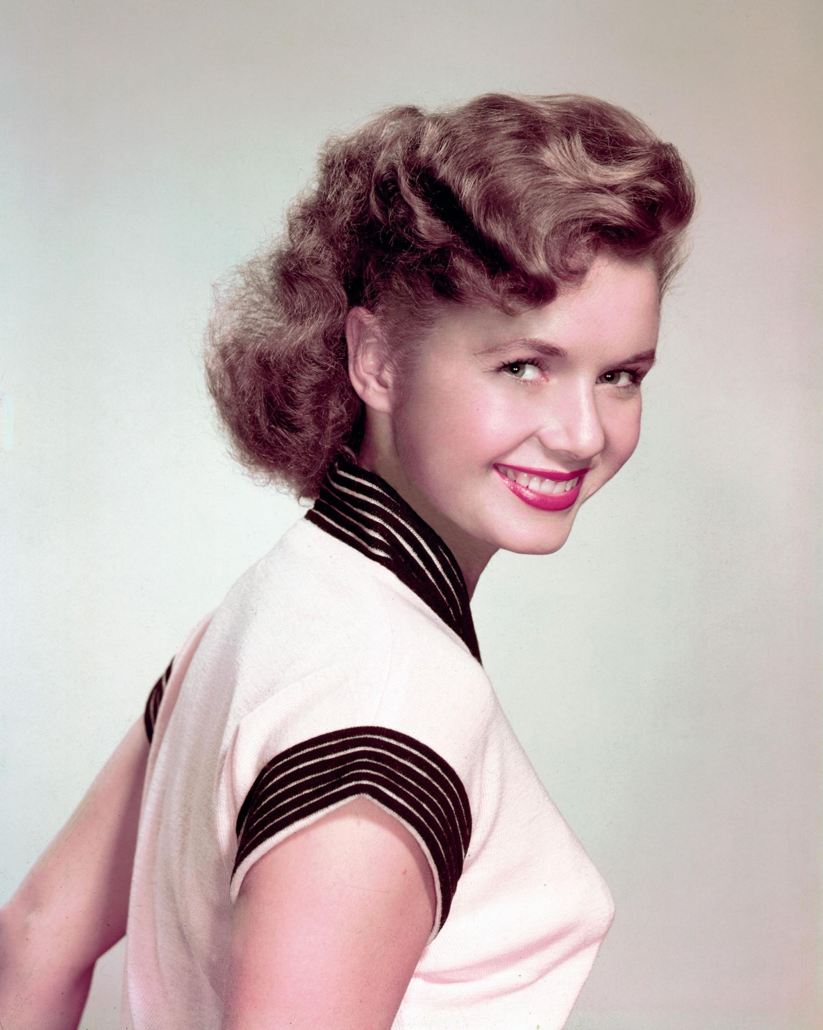 <p>American actress and singer, Debbie Reynolds, circa 1952. (Silver Screen Collection/Hulton Archive/Getty Images) </p>