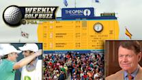 Weekly Golf Buzz: The 142nd Open Championship at Muirfield; Woods and Mickelson's chances