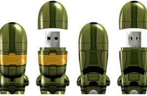 Mimoco reveals Halo Mimobot flash drives